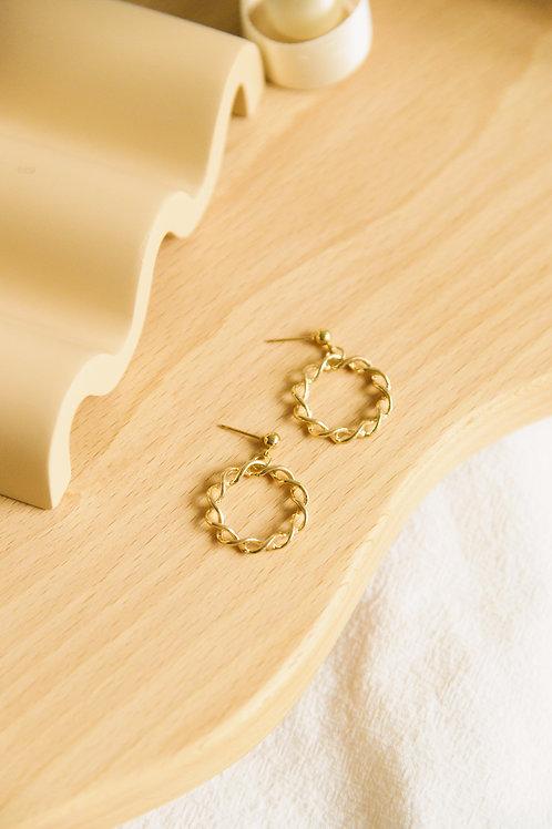 Chaining Earrings