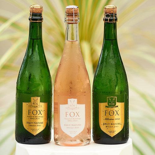 FOX Crémant Mix (3 bottles)