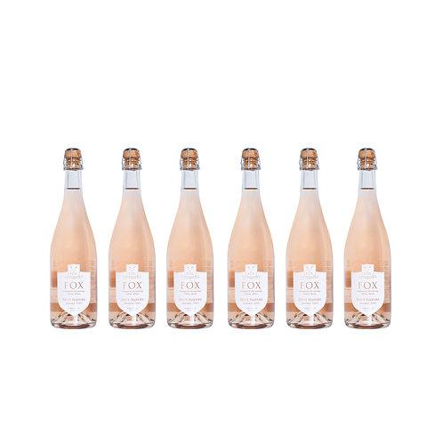 FOX Crémant ROSÉ (6 bottles)