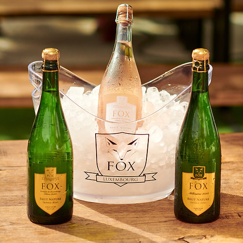 FOX Crémant Bucket (incl. 3 bottles)