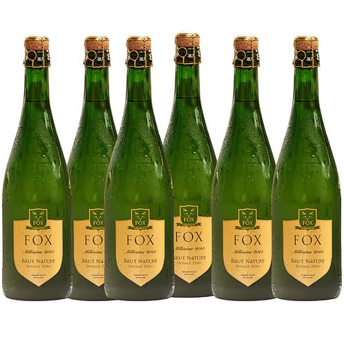 FOX Crémant Millésime 2015 (6 bottles)