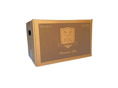 FOX Premium Pils (24 bottles)