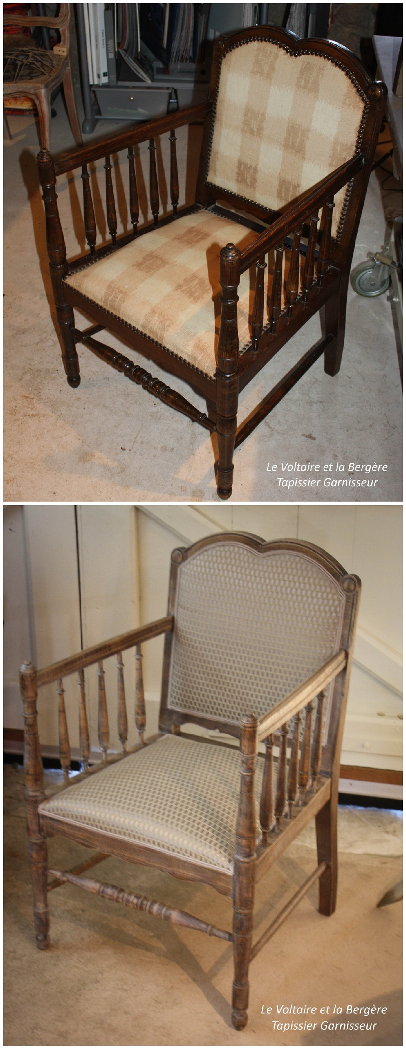 Petite fauteuil