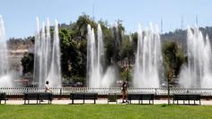 Contrastes climatológicos en Santiago