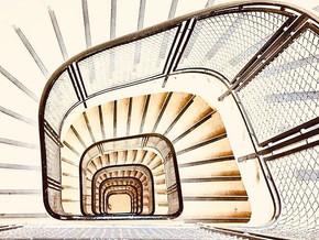 Le concept de l'escalier