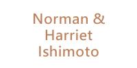 Norman and Harriet Ishimoto