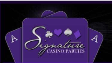 Signature Casino Parties