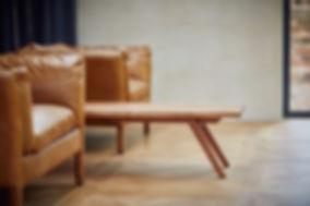 Oxford table by Alexander Hay Design