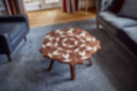 Penrose table by Alexander Hay Design