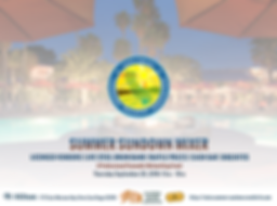 SDCIA Summer Sundown Event 2018