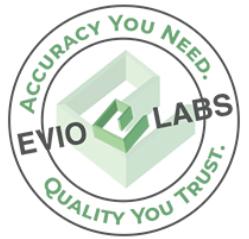 Evio Labs Cannabis Testing