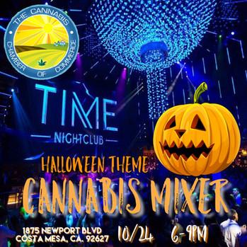 OC Halloween Mixer