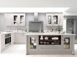 Fully bespoke kitchens