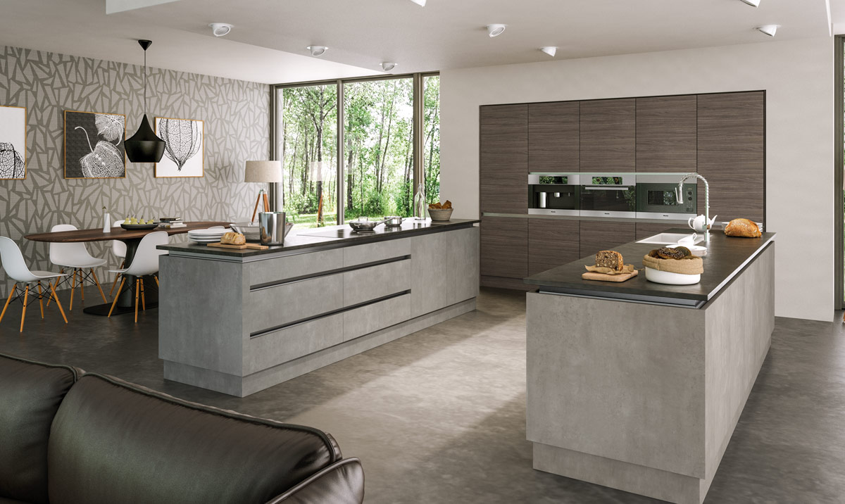 valore-grey-brown-ontario-wallnut-light-concrete-kitchen
