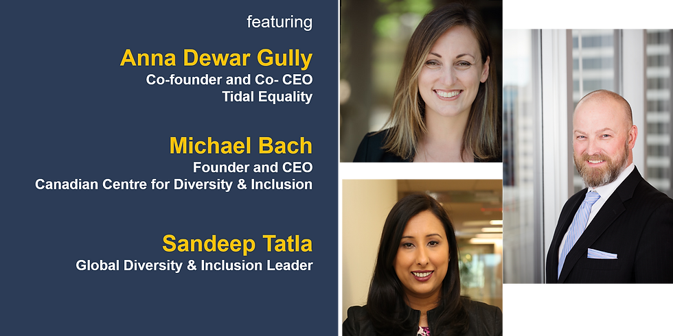 Diversity and Inclusion: Panel Discussion