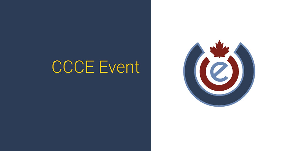 CCCE Event
