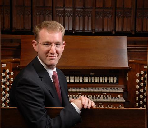 Scott Dettra, Scott Dettra organist, Scott Dettra organ