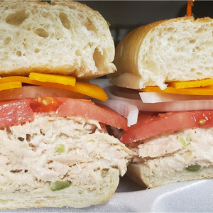 Homemade Tuna or Chicken Salad