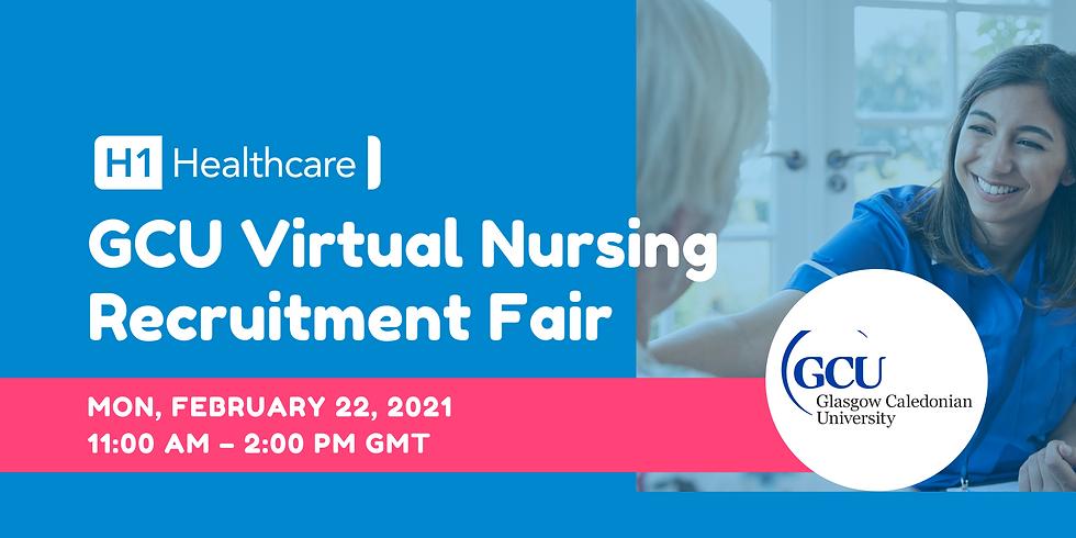 GCU Virtual Nursing Recruitment Fair