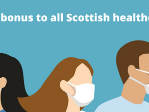 Pay the £500 bonus to all Scottish healthcare workers
