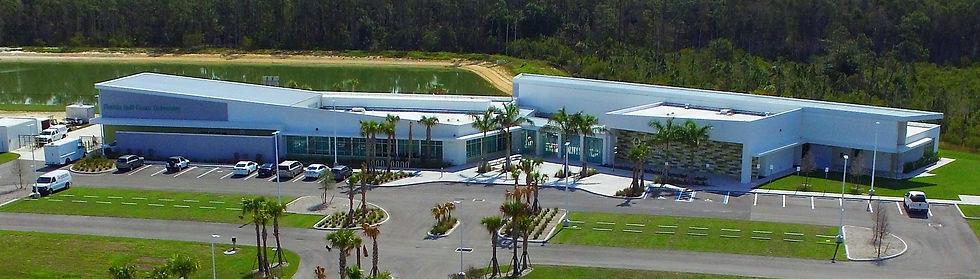 Florida Gulf Coast Emergent Technologies building