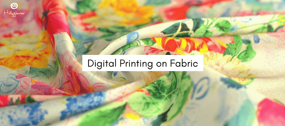 Digital Printing on Fabric