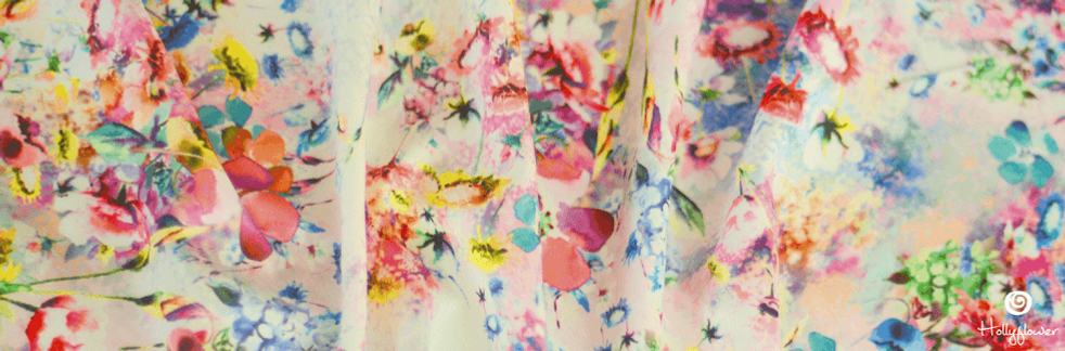 Digital Printing on Fabric | The Complete Guide - Hollyflower