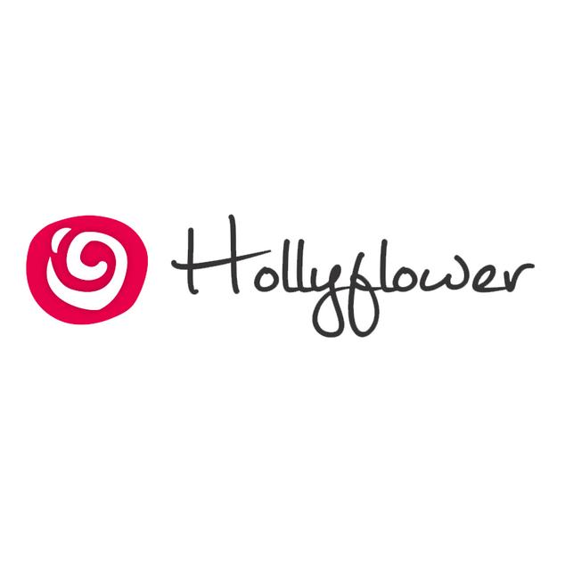 Hollyflower.com Horizontal Square Logo.png