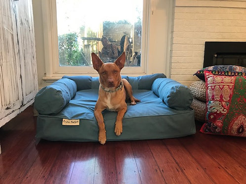 Eco Dog Couch Bed -LARGE - 105cm x 80cm x 18cm