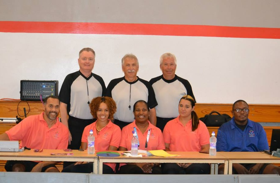 2013 Island games officials