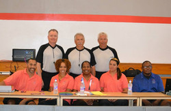 2013 Island games officials