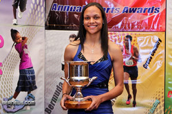 2011 Female Athlete of the Year