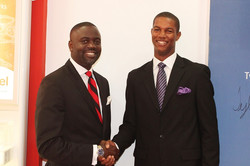 Te'Jour receives grant from Digicel