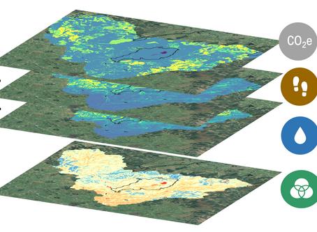 NatCap Map - launching in Autumn 2020