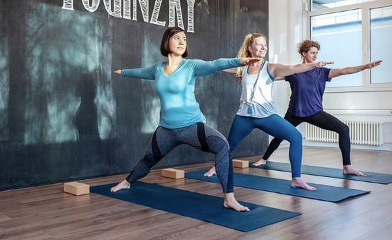 finde deine Yogapraxis...