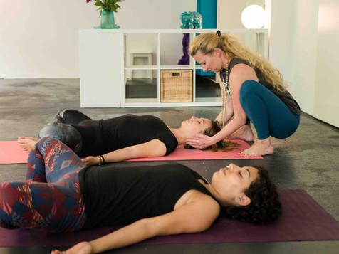Regeneratives Yin Yoga...