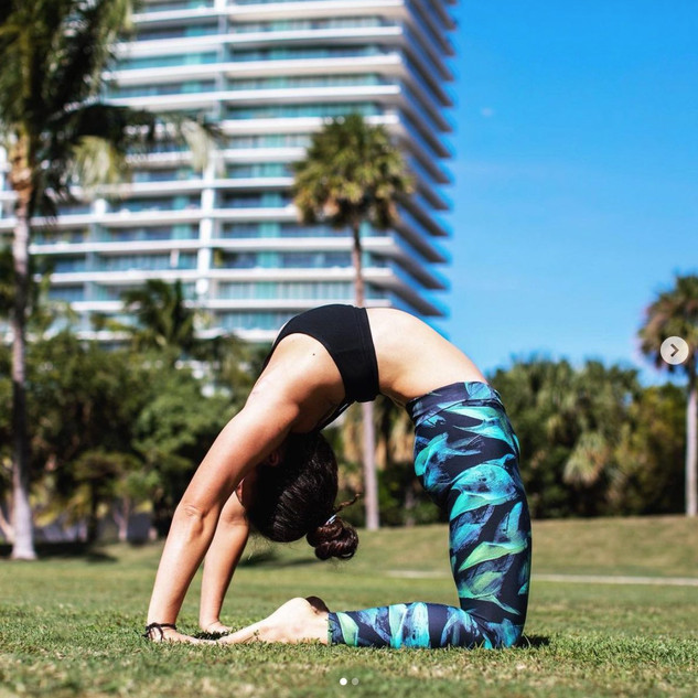 Online-Event: Backbend Workshop with Monica Arellano