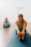 Raum für Yoga...