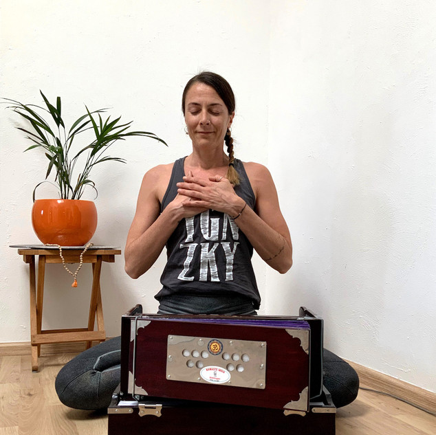 Heart Core - Magic is a shift in perception. Online-Workshop mit Kathi