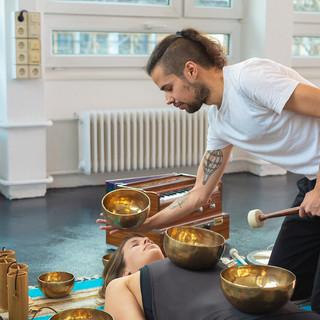Sound Healing Ausbildung mit Shammi