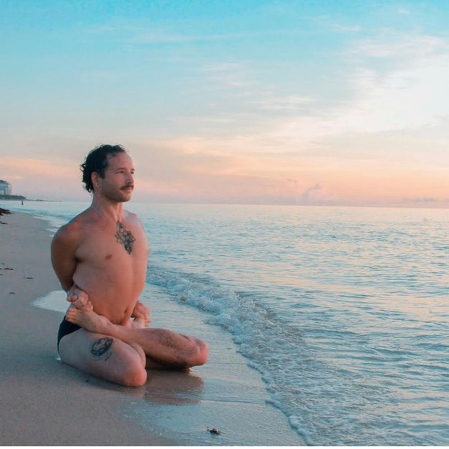 Online-Event: Ashtanga Led Primary with Joseph Armstrong