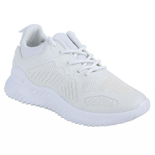 Shuberry SB-19069 Mesh White Running Shoe For Women & Girls