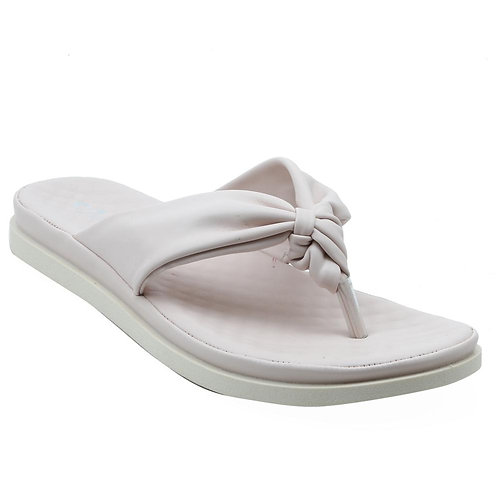 Shuberry SB-19075 Faux Leather Beige Sandal For Women & Girls