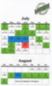 2019 Logger Schedule 220190220_19031865.