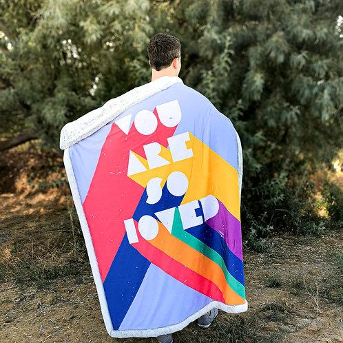 So Loved Blanket