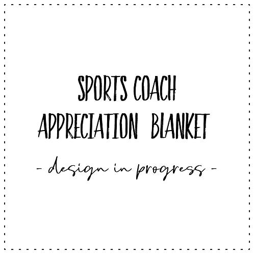 Sports Coach Appreciation