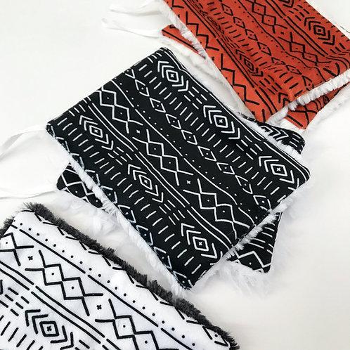 Mudcloth Mini Blankets