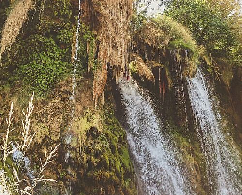 le cascate di kravice tappa bosnia  on the road