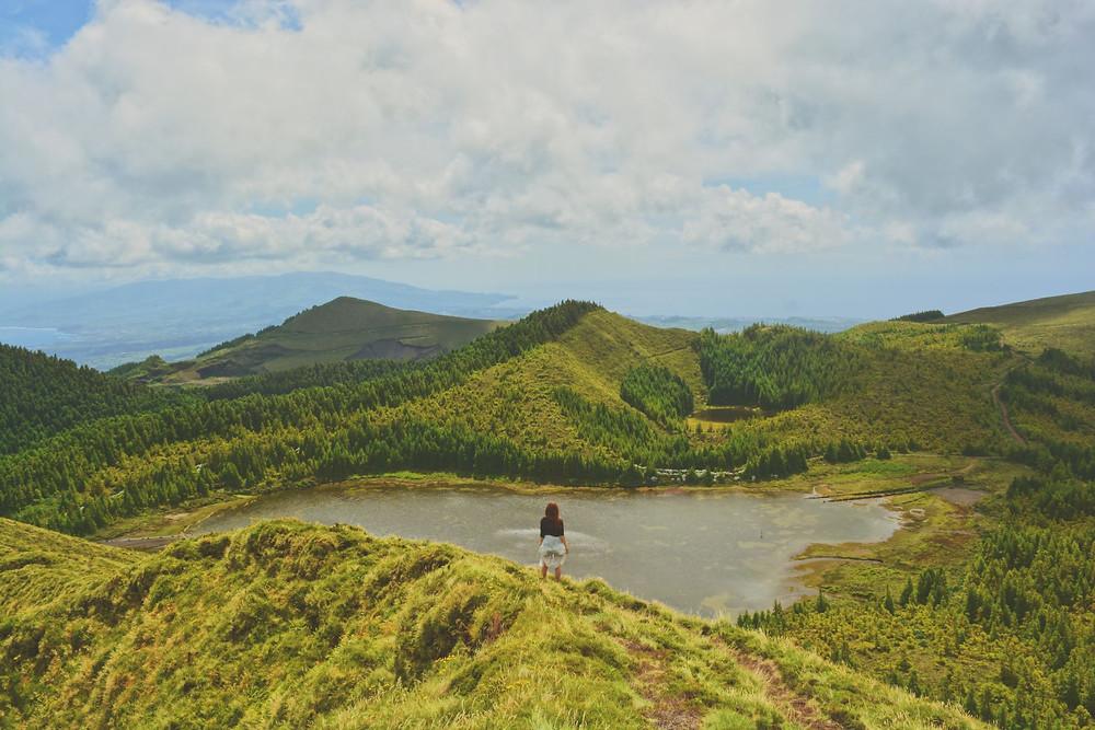 Trekking Sete Citades: itinerario alternativo