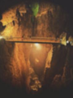 Le grotte di San canziano da vedere durante un viaggio in Slovenia